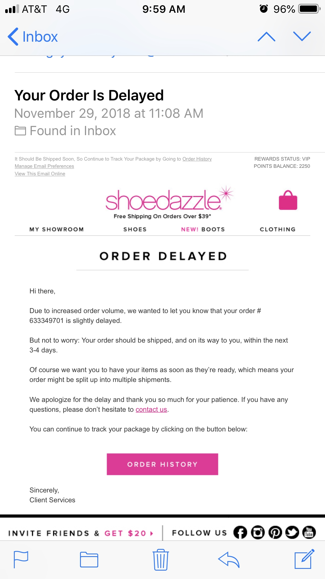8730b9c9985 ShoeDazzle Reviews - 877 Reviews of Shoedazzle.com | Sitejabber