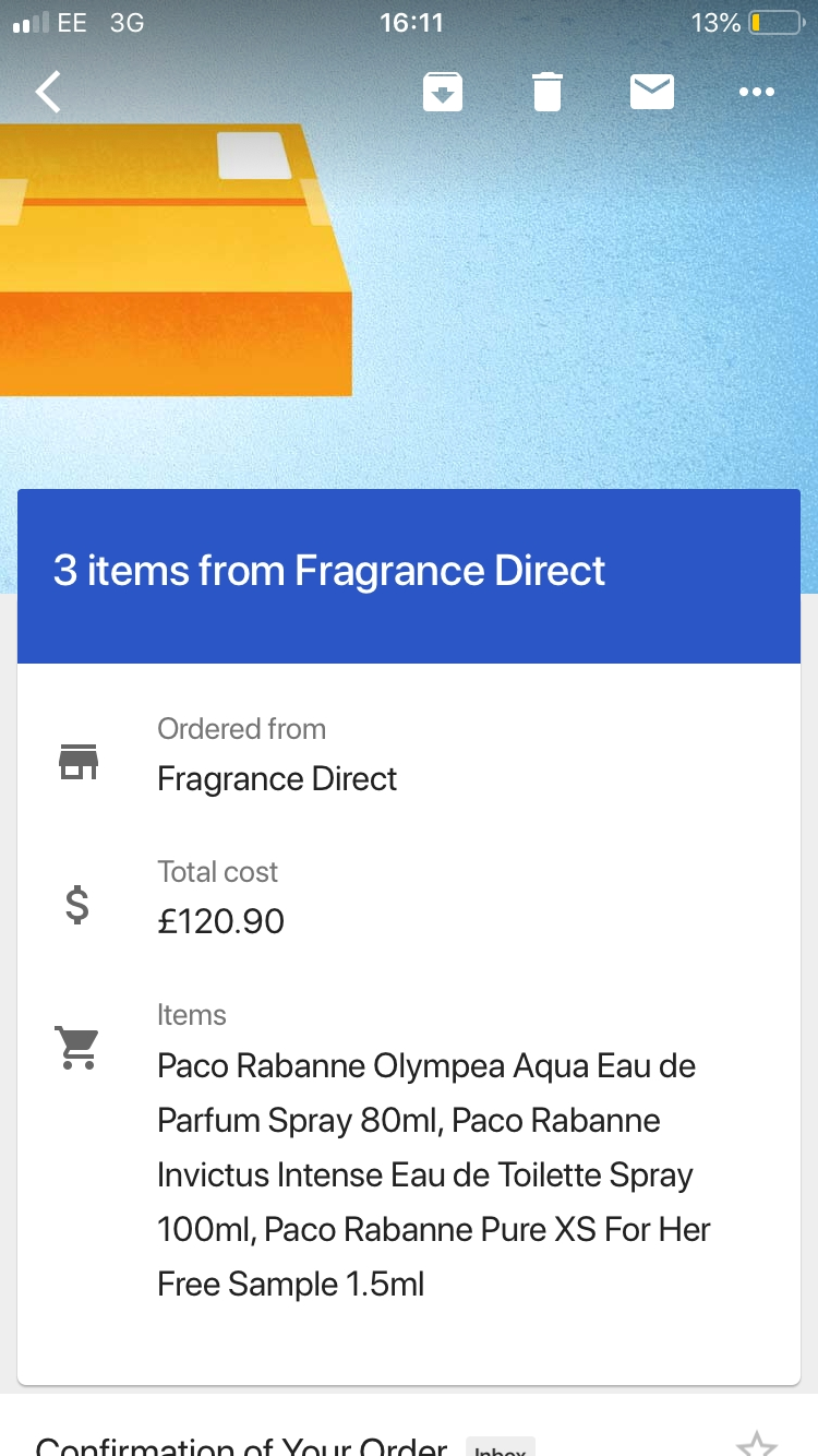 fragrance direct promo code free delivery
