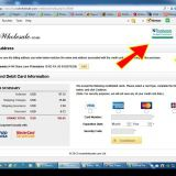 Illegal McAfee Secure Trustmark<br /> Illegal Trustwave Badge