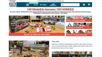 1001 MODELKITS
