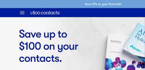 1 800 contacts reviews 37 reviews of 1800contacts com sitejabber