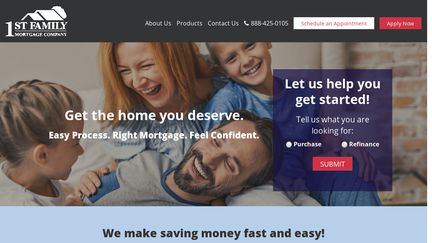 1st Family Mortgage