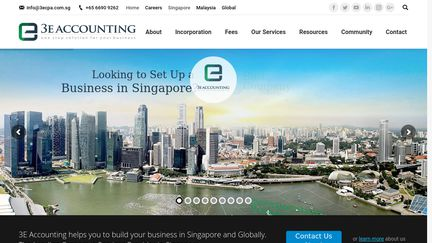 3E Accounting Pte Ltd