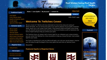 7witches Coven