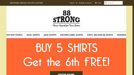 88strong.com