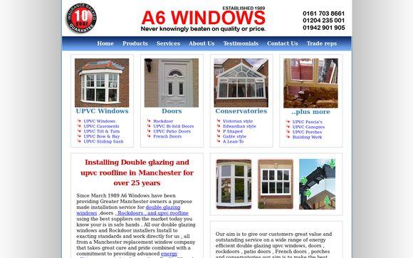 A6 Windows