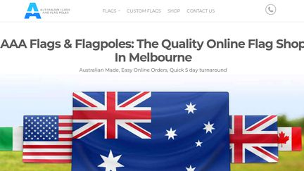 Aaaflags.com.au