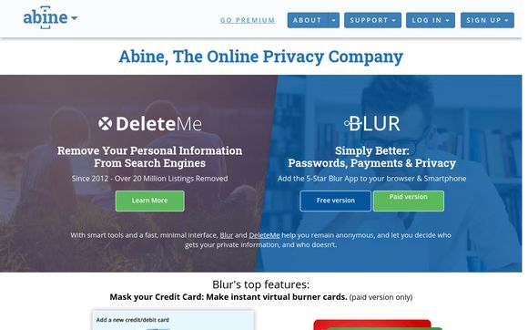 The Online Privacy Company