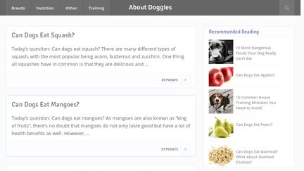 AboutDoggies