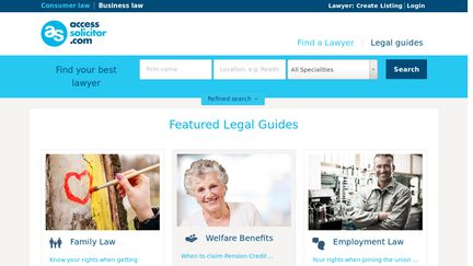 Access Solicitor