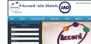 Accord Info Matrix