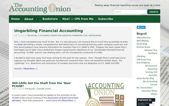 Accounting Onion