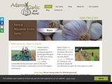 Adams Garlic Farm