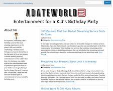 ADateWorld
