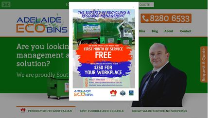 AdlaideEcobins.com.au