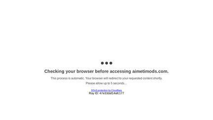 Aimetimods.com