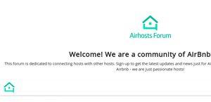 Airhosts Forum