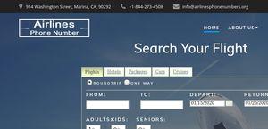 Airlinesphonenumbers.org