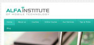 Alfa Institute Of Mobile Technology