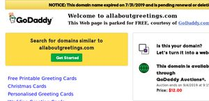 Allaboutgreetings.com