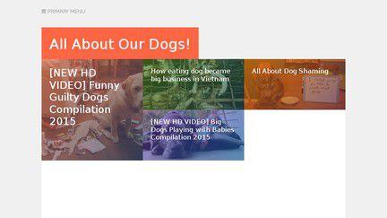 Allaboutourdogs.com