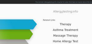 AllergyTesting.info