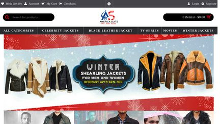 America Suits