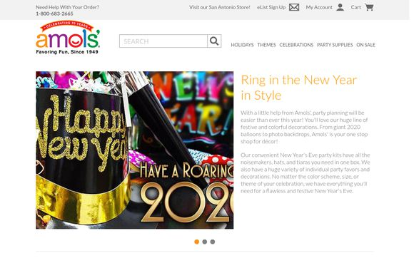 Amols' Party & Fiesta Supplies