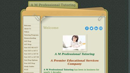 A M Professional Tutoring