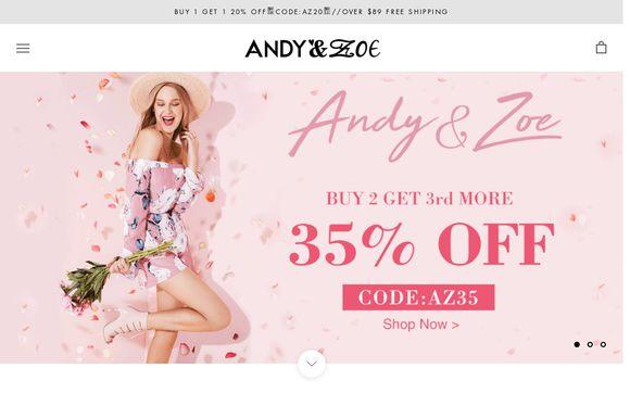 Andy & Zoe