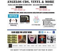 Angelo's CDs