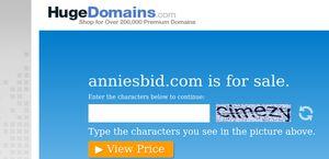 AnniesBid