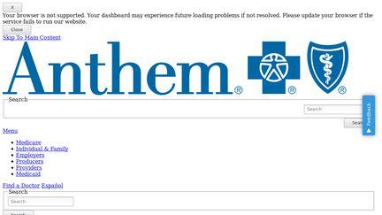 Anthem.com