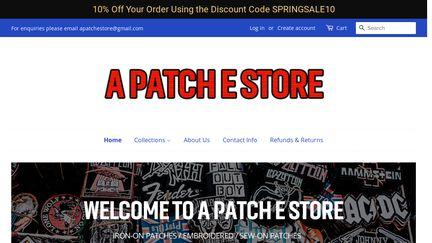 ApatcheStore