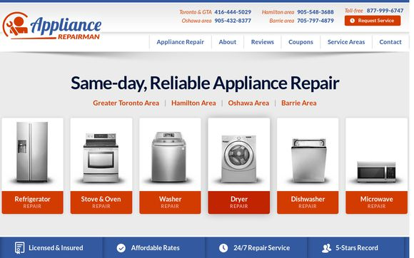 ApplianceRepairMan.ca