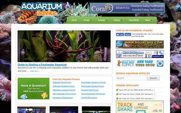 Aquarium Advice