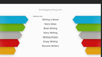 Archetypewriting