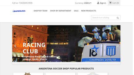 Argentinasuperliga.com
