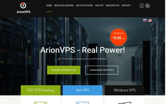 Arion VPS