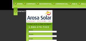 Arosa Energy