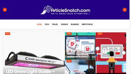 ArticleSnatch.com