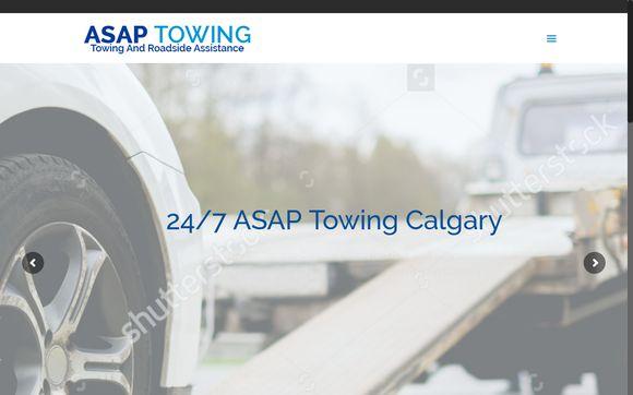 ASAP Towing Calgary