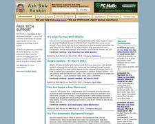 Ask Bob Rankin