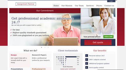 Assignment Partner