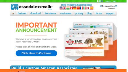 Associate-O-Matic