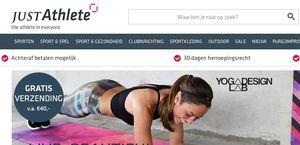 Justathlete.nl