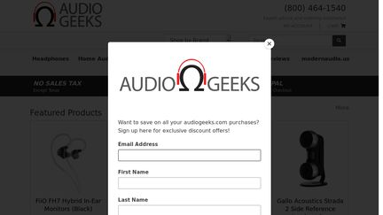 AudioGeeks