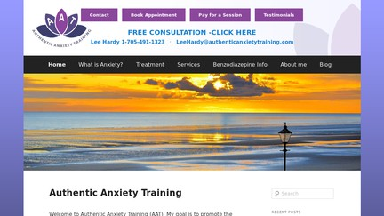 AuthenticAnxietyTraining