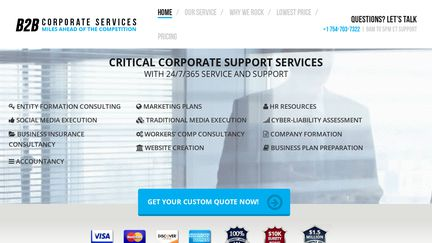 B2BCorporateServices