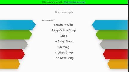Babyshop.ph